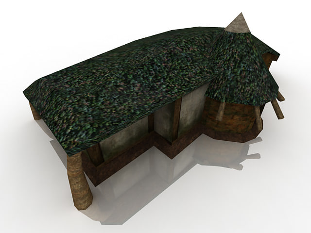 3ds fantasy house
