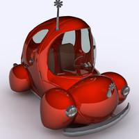 Toon Car Bug - 2