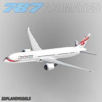 b787-10 hong kong airlines dxf