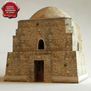 arab house v6 3ds