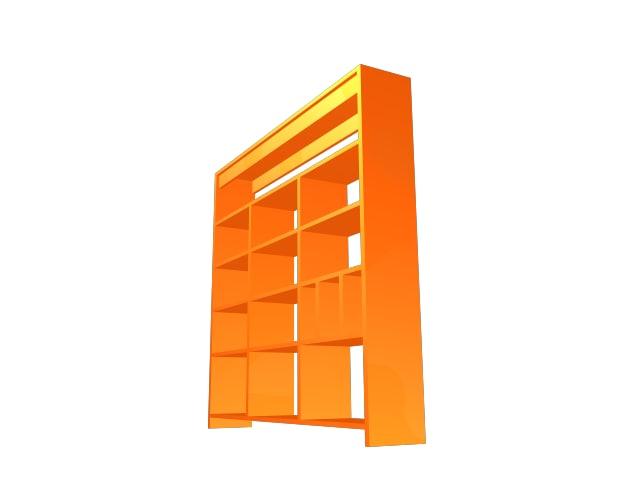 book store - 3d max