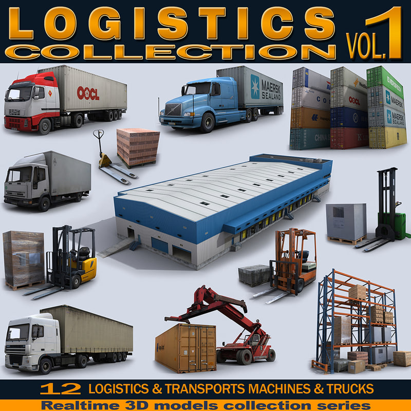 max realtime logistics vol 1
