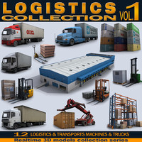 Logistics Collection Vol.1