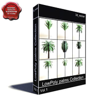 palms vol1 3ds