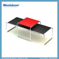 marcel breuer table 3d max
