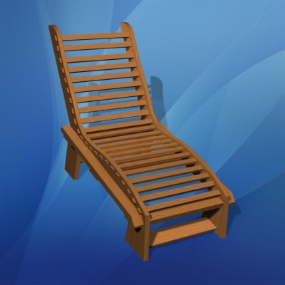 maya patio chair