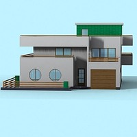 max modern villa
