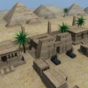 egypt town max