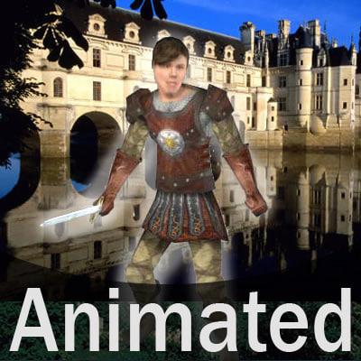 medieval armor knight max