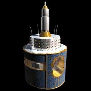 3d meteo meteosat