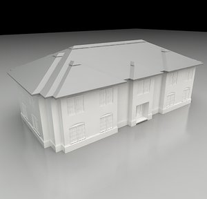3d dwg office building