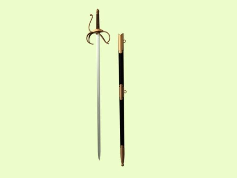 musketeer rapier max