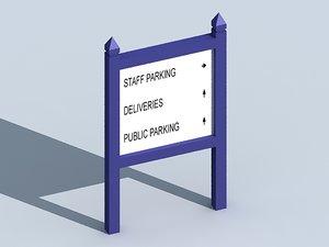 sign signage max free