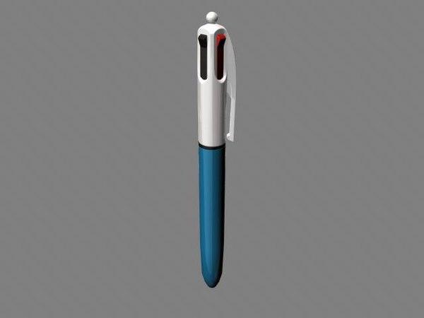 maya bic pen colors
