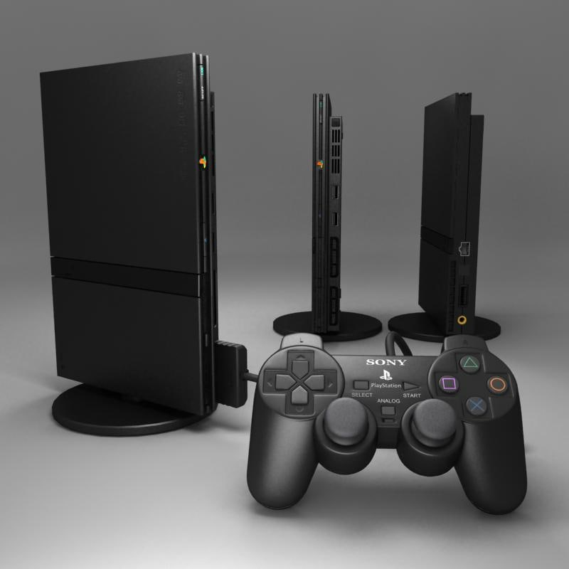 playstation playstation2 3ds