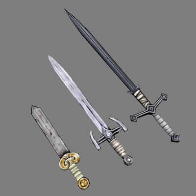 swords - weapons 1 max