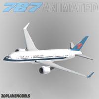 maya b787-3 china southern airlines