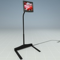 3d max screen precor personal viewing