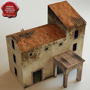 arab house v14 3d 3ds