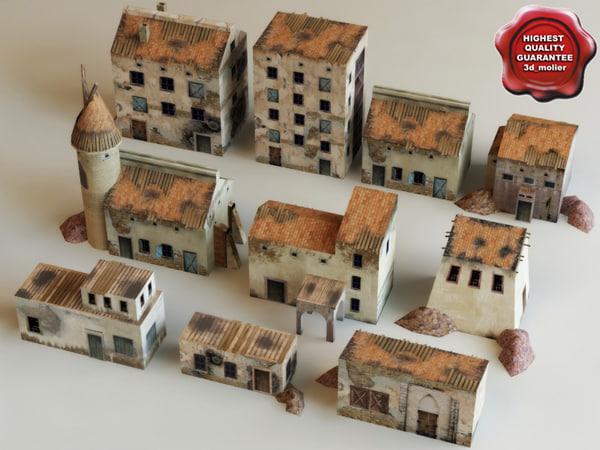 3d arab houses vol2