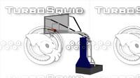3d basketball net