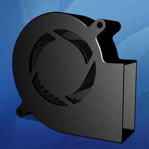 blower fan components max