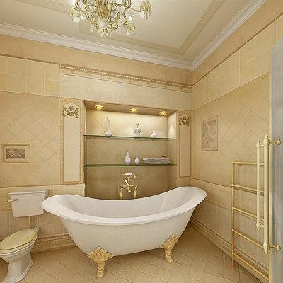 3d tagina bath
