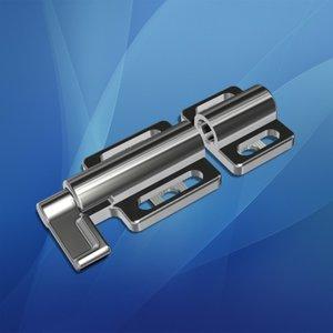 3d deadbolt locking security model