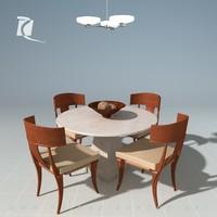 dining room set kreiss max