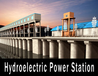 max hydroelectric power station