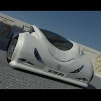Nixus Concept car