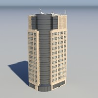 3dsmax city building - 7
