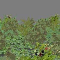 Lowpoly - Plants - 2