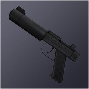 3ds energy projector pistol