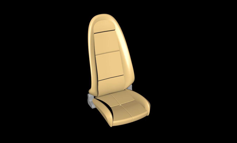 seat 3d 3ds