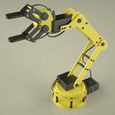max robotic arm