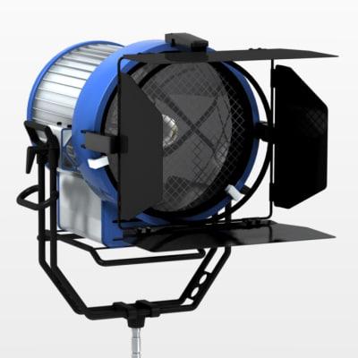 3d professional studio light arrisun