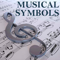 Musical symbols collection