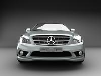 Mercedes C Klass 2008