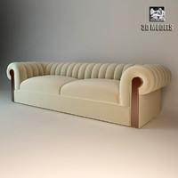 Fendi Minosse Sofa