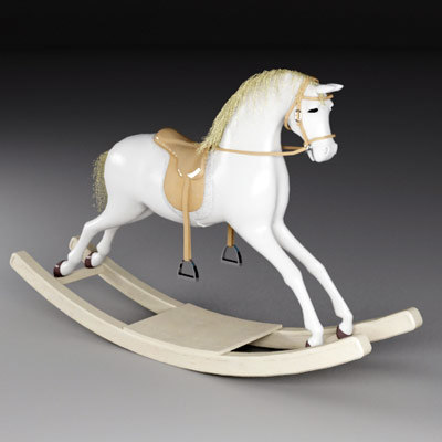 maya rocking horse