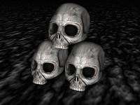 skullhead.c4d