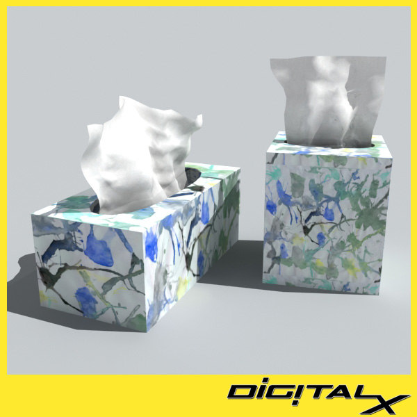 max tissue boxes