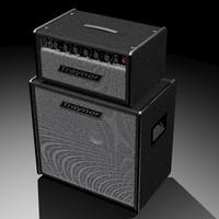 3d traynor-yba amps speaker model