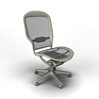 3d 3ds chair office