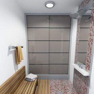 maya shower