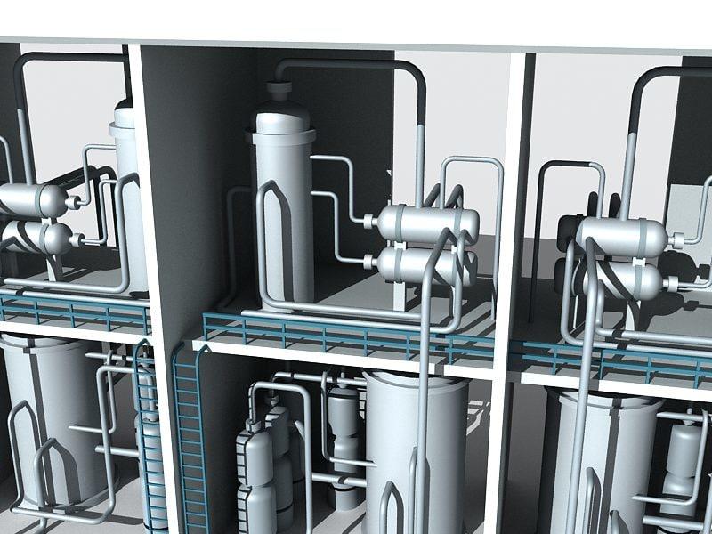 3ds max industrial unit 2