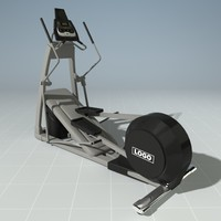 PRECOR EFX556I Elliptical Trainer
