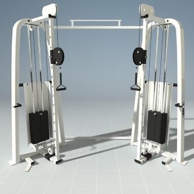 training machine precor ftshs max