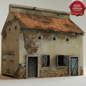3ds max arab house v8